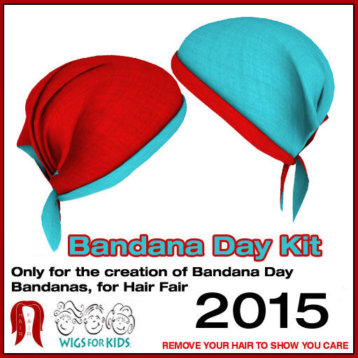 Bandana Day Kit 2015